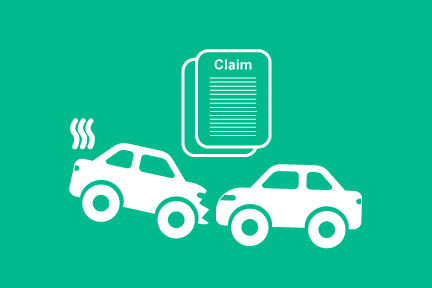 how much car accident claim