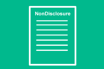 about non-disclosure agreements