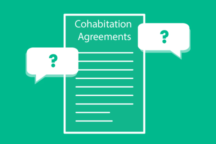 cohabitation agreements