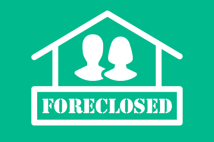 how to stay in home after foreclosure